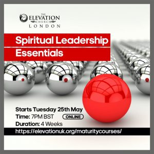 Spiritual Leadership Essentials